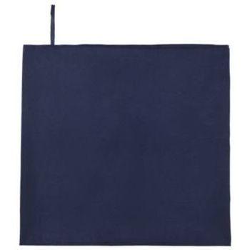 Bydlení Ručník a žínka Sols ATOLL 100 French Marino Azul