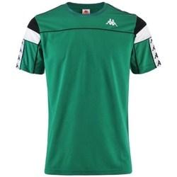 Textil Muži Trička s krátkým rukávem Kappa Banda Arar Zelené