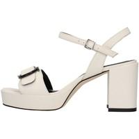 Boty Ženy Sandály Tres Jolie 2084/NORA Bílá