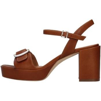 Boty Ženy Sandály Tres Jolie 2084/NORA Hnědá