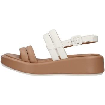 Boty Ženy Sandály Tres Jolie 2056/YARA Béžová