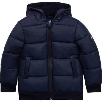 Textil Chlapecké Prošívané bundy Aigle SARAH Tmavě modrá