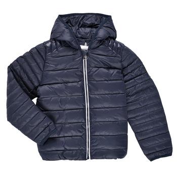 Textil Děti Prošívané bundy Aigle ANITA Tmavě modrá