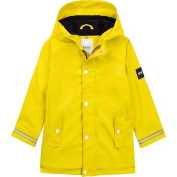 Textil Děti Větrovky Aigle PAULA Žlutá