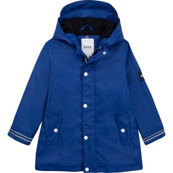 Textil Děti Větrovky Aigle PAULA Modrá
