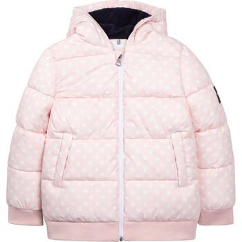 Textil Dívčí Prošívané bundy Aigle SOLILA Růžová