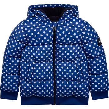 Textil Děti Prošívané bundy Aigle SOLILA Modrá