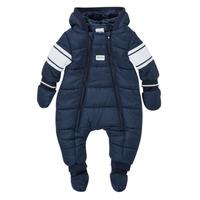 Textil Chlapecké Prošívané bundy BOSS TRENINE Tmavě modrá