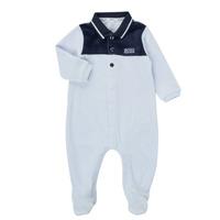Textil Chlapecké Pyžamo / Noční košile BOSS FILOMENA Modrá
