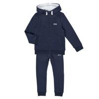 Textil Chlapecké Teplákové soupravy BOSS COLLETA Tmavě modrá