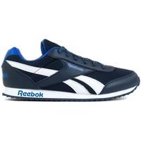 Boty Chlapecké Nízké tenisky Reebok Sport Royal Cljog 2 Tmavomodré