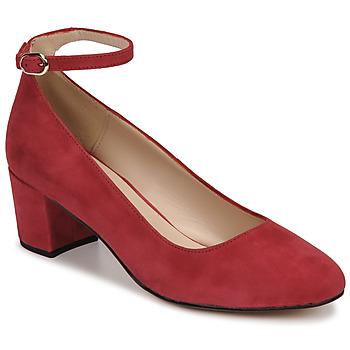 Boty Ženy Lodičky Betty London PRISCA Červená