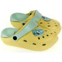 Boty Děti Pantofle John-C Detské žlté crocsy ELLI 24-29 žltá