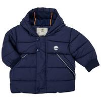 Textil Chlapecké Prošívané bundy Timberland AGNO Tmavě modrá