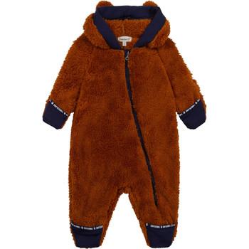Textil Chlapecké Prošívané bundy Timberland AGNATE Hnědá