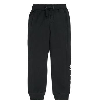 Textil Chlapecké Teplákové kalhoty Timberland AGNET Černá
