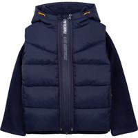 Textil Chlapecké Parky Timberland ECHALOUX Tmavě modrá