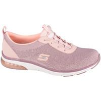 Boty Ženy Nízké tenisky Skechers Skech-Air Edge Růžová