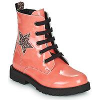 Boty Dívčí Kotníkové boty Citrouille et Compagnie PICOTI Růžová