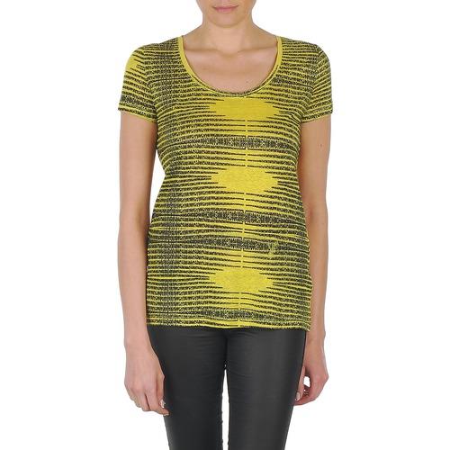 Textil Ženy Trička s krátkým rukávem Eleven Paris DARDOOT Žlutá