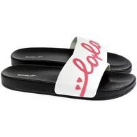 Boty Ženy pantofle Wink Dámske biele šľapky  LOVE biela
