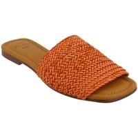 Boty Ženy Dřeváky She - He  Naranja