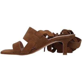 Boty Ženy Sandály Janet&Janet 01151 Hnědá
