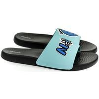 Boty Ženy pantofle Wink Dámske modré šľapky  ALOHA modrá
