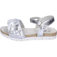 Boty Dívčí Sandály Joli BH24 Stříbrný
