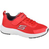 Boty Děti Nízké tenisky Skechers Dynamic Tread Červená