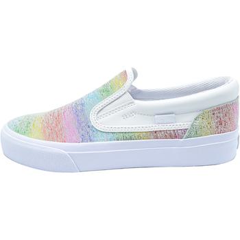 Boty Ženy Street boty DC Shoes Trase Slip Vícebarevný