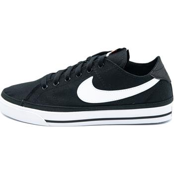 Boty Muži Nízké tenisky Nike Court Legacy Černá