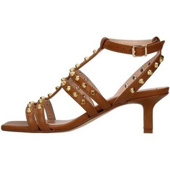 Boty Ženy Sandály Janet&Janet 01150 Hnědá