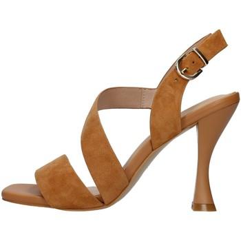 Boty Ženy Sandály Luciano Barachini GL263R Béžová