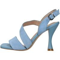 Boty Ženy Sandály Luciano Barachini GL236A Modrá