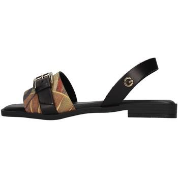 Boty Ženy Sandály Gattinoni PEGAF6171WH Černá