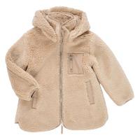 Textil Dívčí Kabáty Only KONSASCHA Béžová