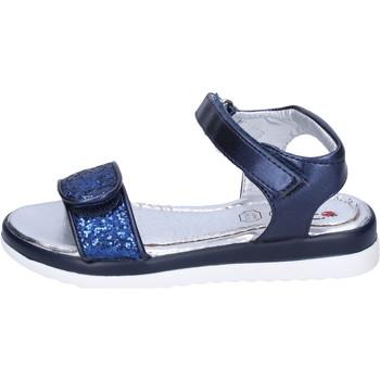 Boty Dívčí Sandály Joli BH25 Modrý