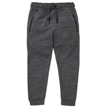 Textil Chlapecké Teplákové kalhoty Name it NKMSCOTT SWE PANT Černá