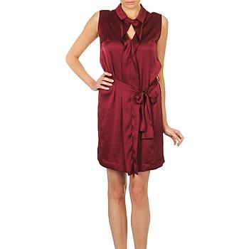 Textil Ženy Krátké šaty Lola ROSE ESTATE Bordó