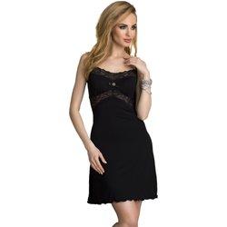 Textil Ženy Pyžamo / Noční košile Eldar Noční košile Bona black