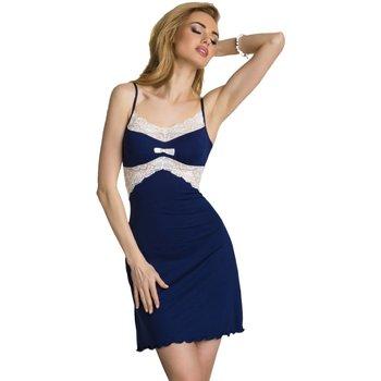 Textil Ženy Pyžamo / Noční košile Eldar Noční košile Bona dark blue/cream