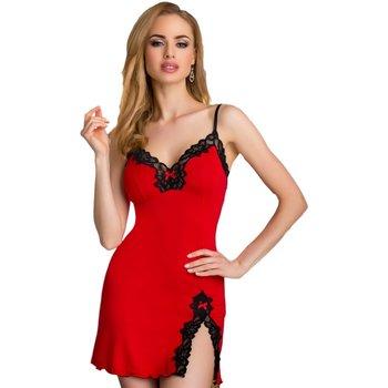 Textil Ženy Pyžamo / Noční košile Eldar Noční košile Roma red/black