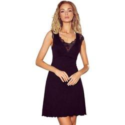 Textil Ženy Pyžamo / Noční košile Eldar Noční košile Nancy black