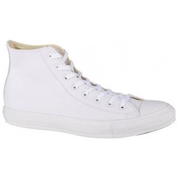 Boty Muži Kotníkové tenisky Converse Chuck Taylor HI bílá