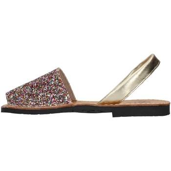 Boty Ženy Sandály Ska 21IBIZADGL Zlatá