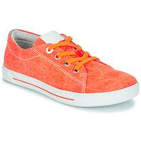 Boty Děti Nízké tenisky Birkenstock ARRAN KIDS Oranžová