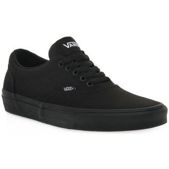 Boty Muži Skejťácké boty Vans Doheny Canvas Černé