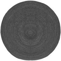 Bydlení Koberce Label51 Koberec Φ 150 cm Anthracite