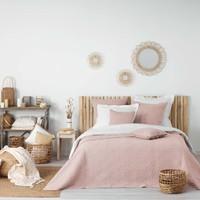 Bydlení Deka Douceur d intérieur FLORETTE Růžová